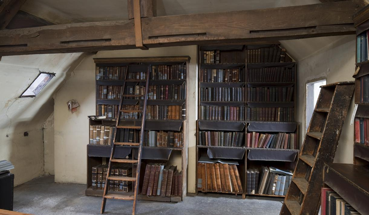 Heritage Open Days - Bromley House Library Tour