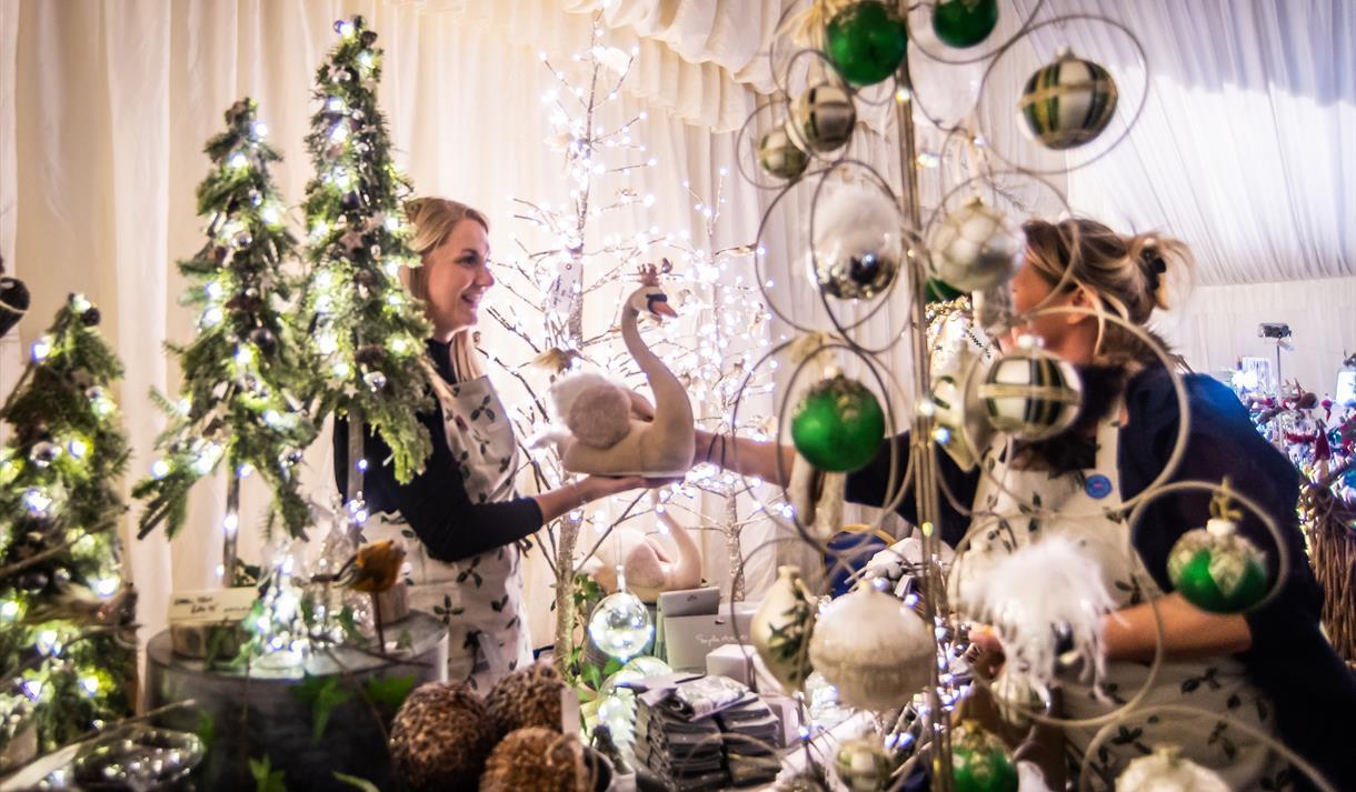 Holme Pierrpont Christmas Fair