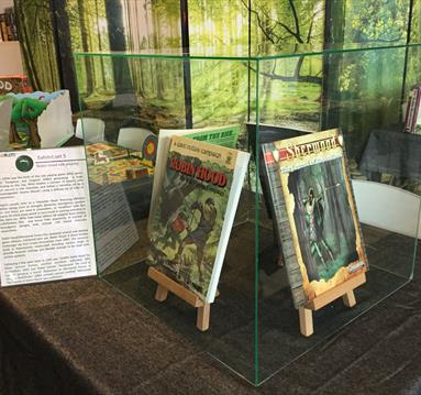 Robin Hood Stories and Boardgame Museum