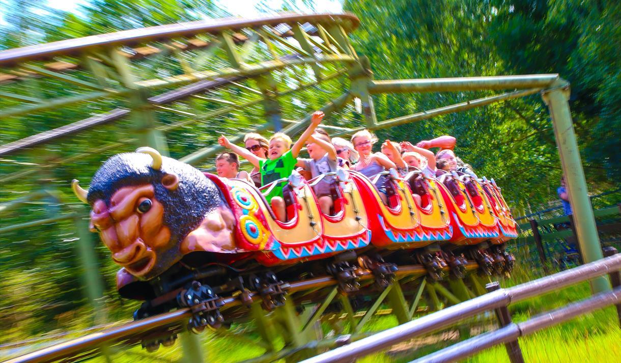 Twinlakes Family Theme Park