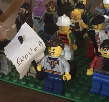Lego Figures.