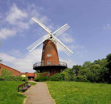 Green's Windmill | Visit Nottinghamshire