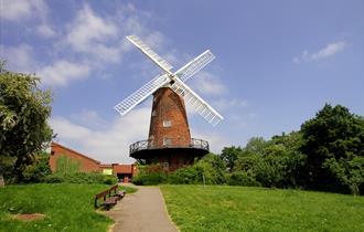 Green's Windmill   Visit Nottinghamshire
