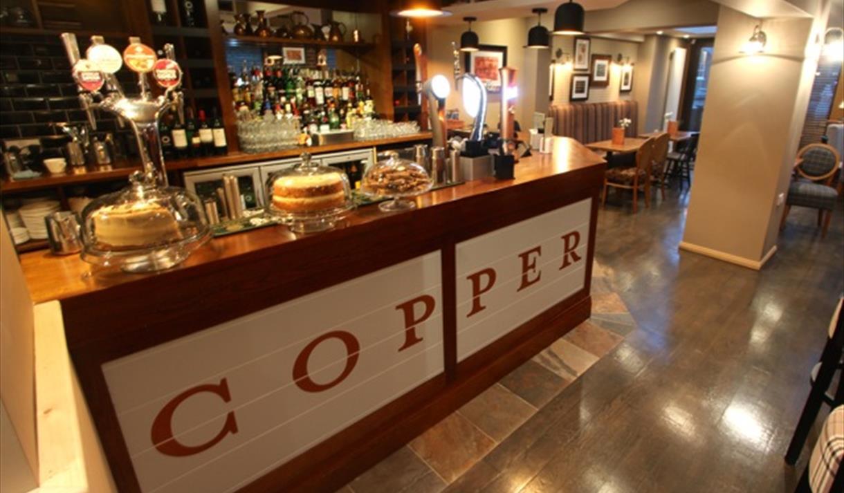 Copper Cafe Bar, Mapperley
