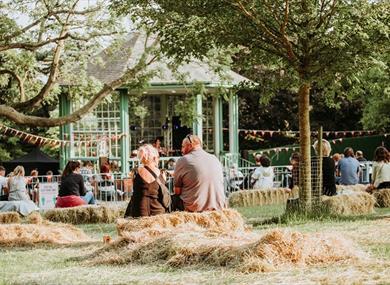 Bands in the Park - Arboretum 2021