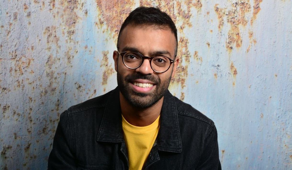 Nottingham Comedy Festival: Jay Sandhu: How did I get here?