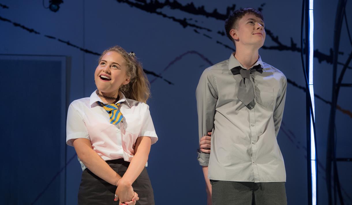 Nottingham Playhouse Online Event - LIT (Watch Party)
