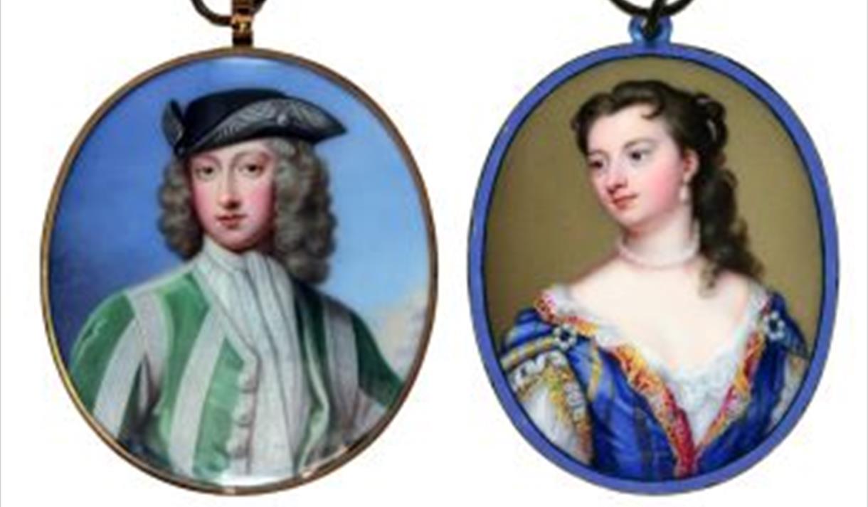 Online Talk - Lady Mary and Lady Henrietta – A Lifelong Friendship