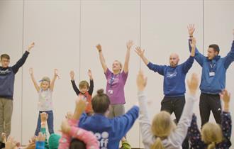YMCA Camp Williams: October Half-term