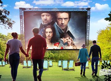 Outdoor Cinema 2021 at Wollaton Hall
