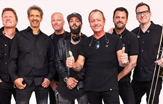 Level 42  From Eternity To Here 2021 tour