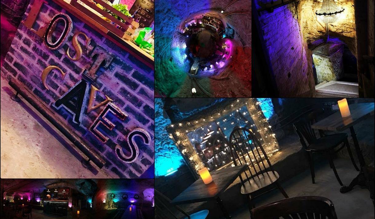 The Lost Caves at Cave City : Nottingham Underground Festival