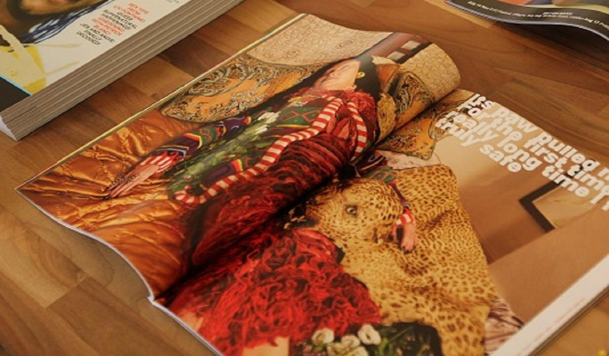 Magazine Design for 15 - 17 Year Olds - Short Course at NTU, Nottingham Trent University