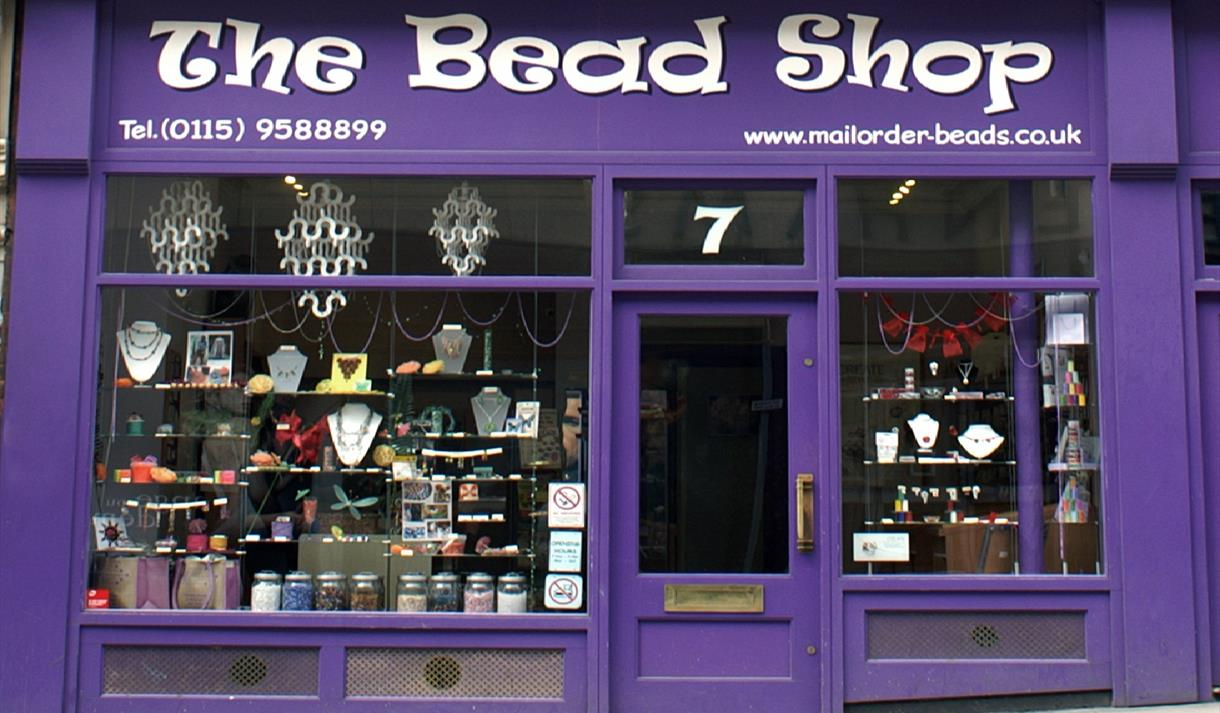 The Bead Shop Nottingham Ltd.