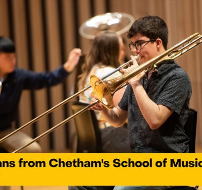 Musicians from Chetham's School of Music