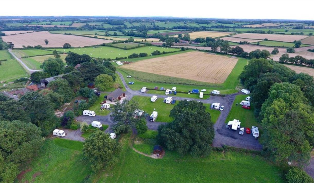 New Hall Farm Touring Caravan Park