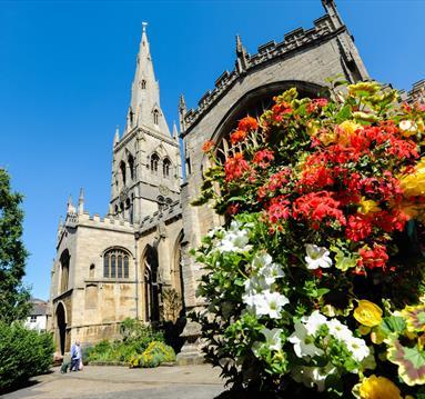 Newark St Mary Magdalene Church