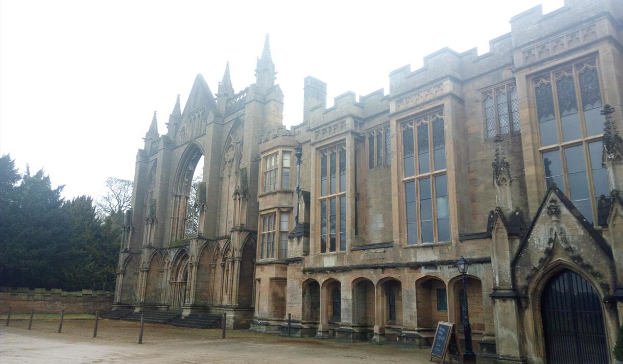 Newstead Abbey   Visit Nottinghamshire