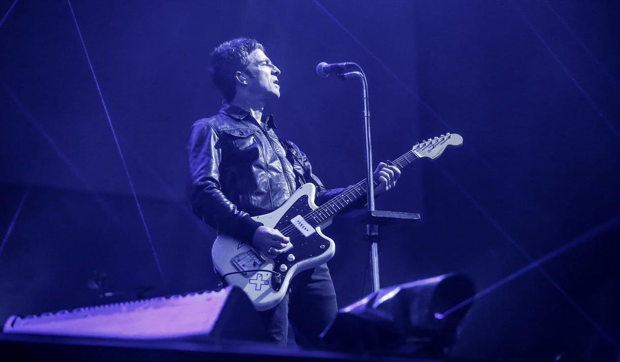 Noel Gallagher   Sherwood Pines   Visit Nottinghamshire