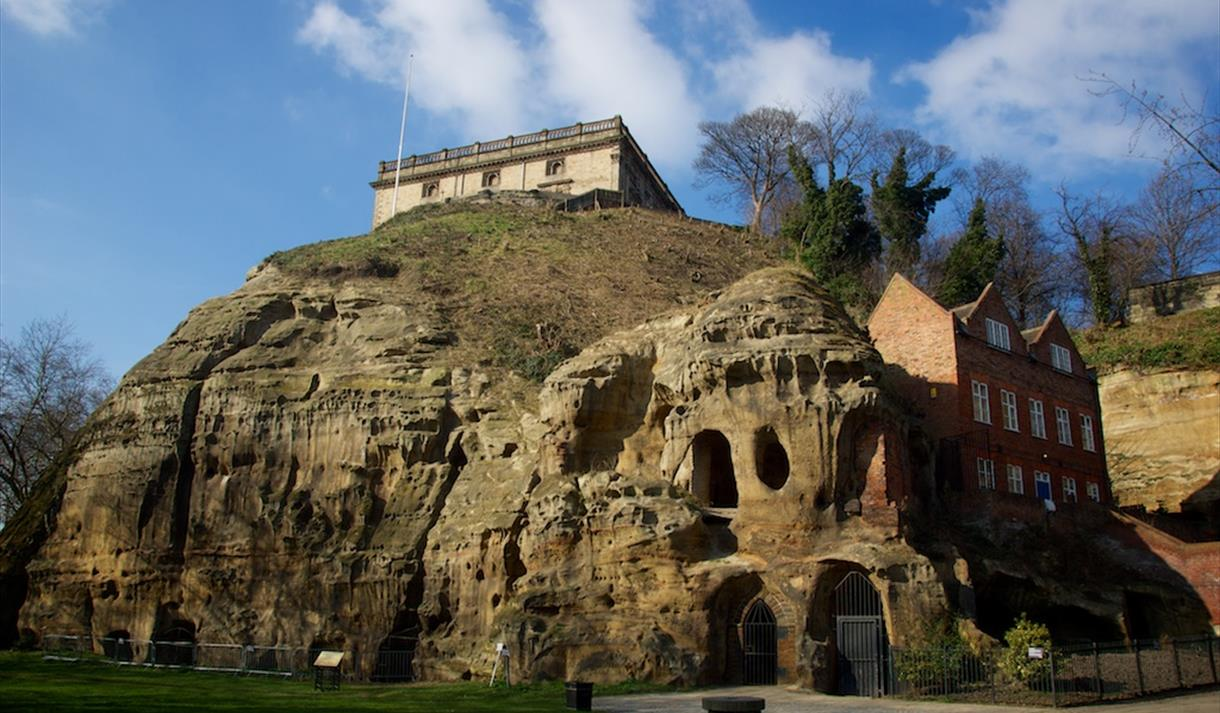 Nottingham Castle Cave Tours