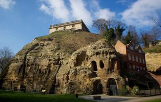 Nottingham Castle Cave Tours