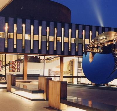 Nottingham Playhouse Sky mirror