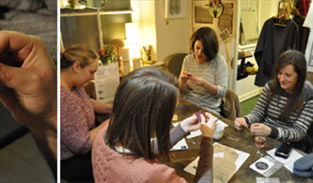 #First Friday: Sew-Along