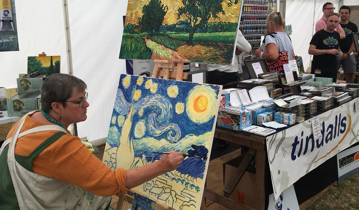 Patchings Festival of Art, Craft & Photography 2020