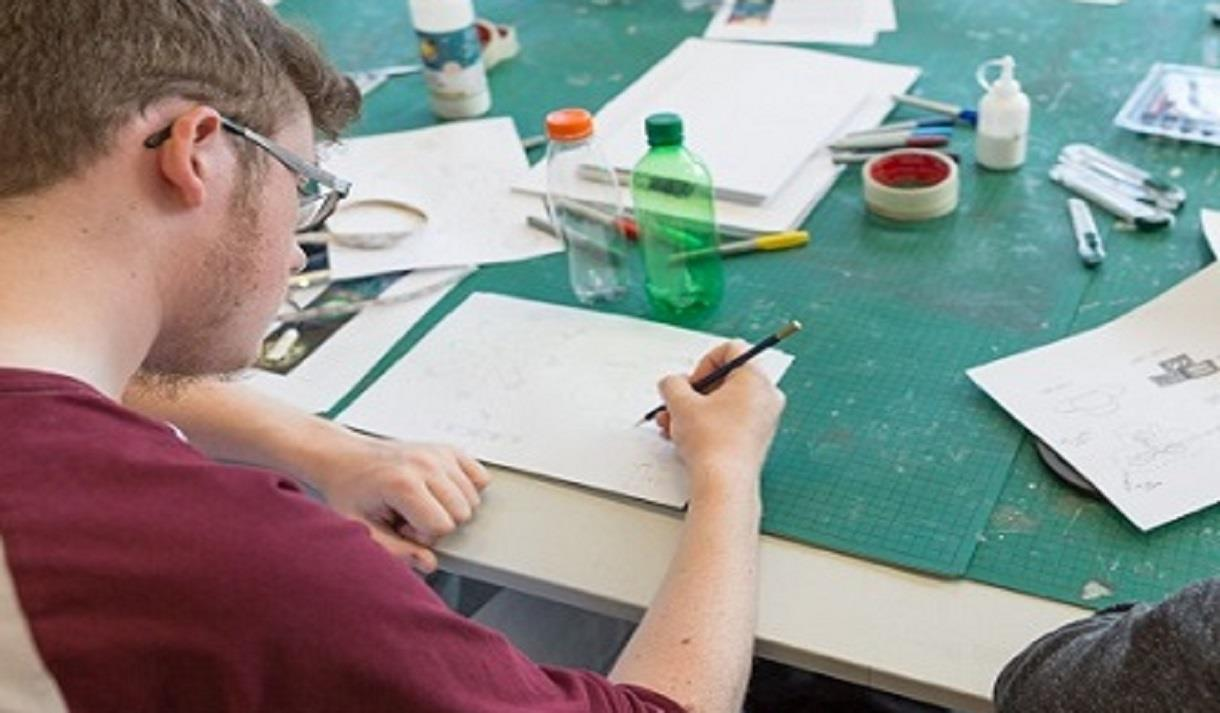Product Design for 15 - 17 Year Olds - Short Course at NTU, Nottingham Trent University
