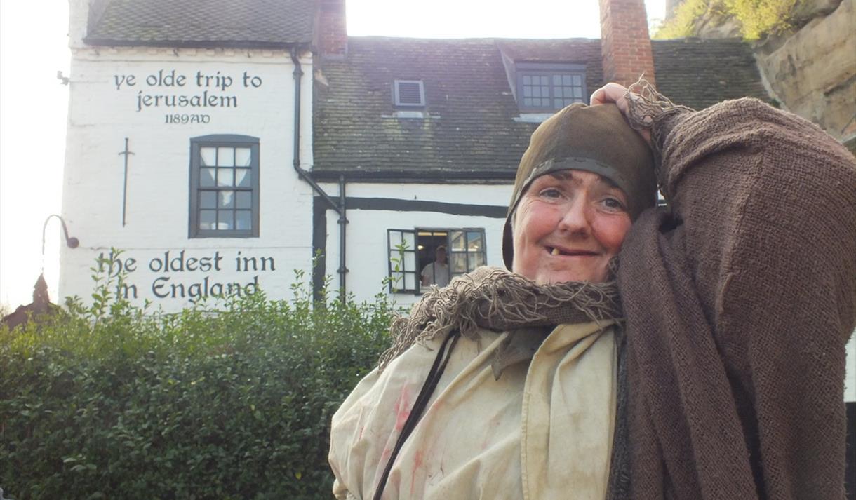Madame Parboiled's Historical Pub Tour