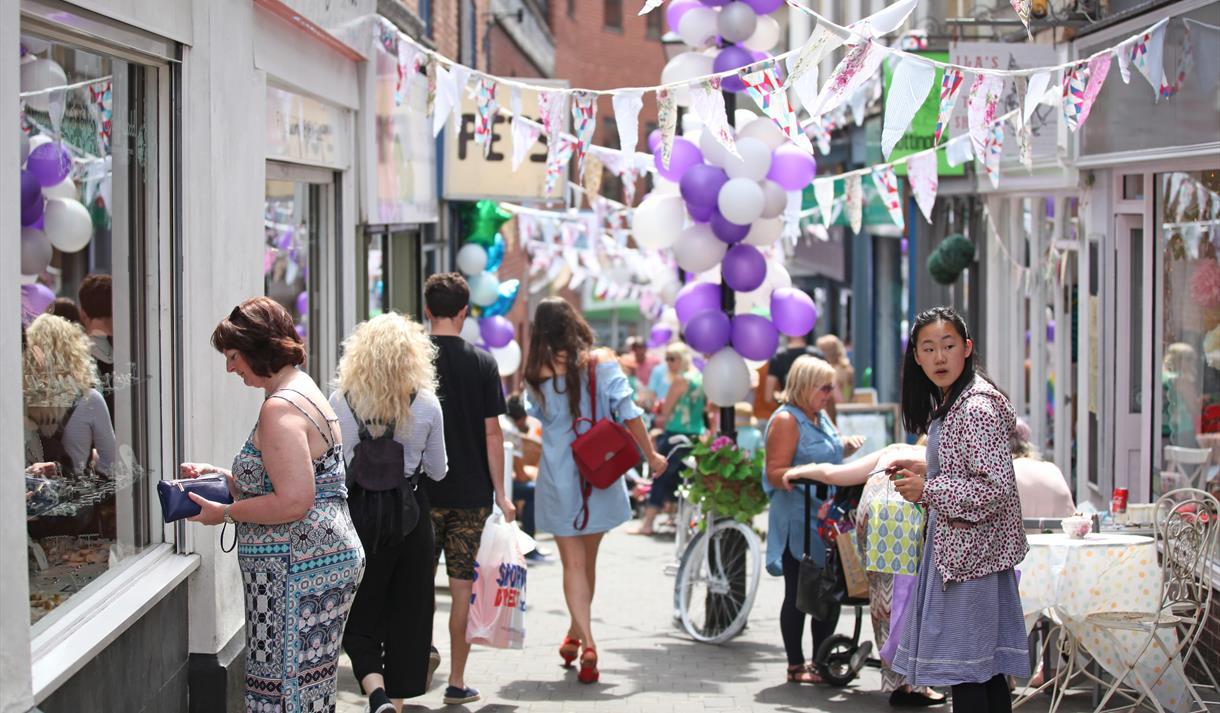 Nottingham BID's Independents Festival