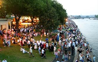 Riverside Festival - Victoria Embankment