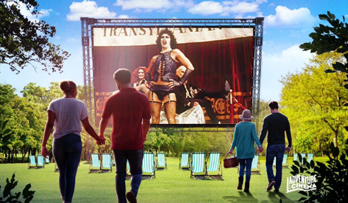 Rocky Horror Outdoor Cinema image
