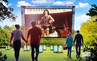 Rocky Horror Outdoor Cinema image