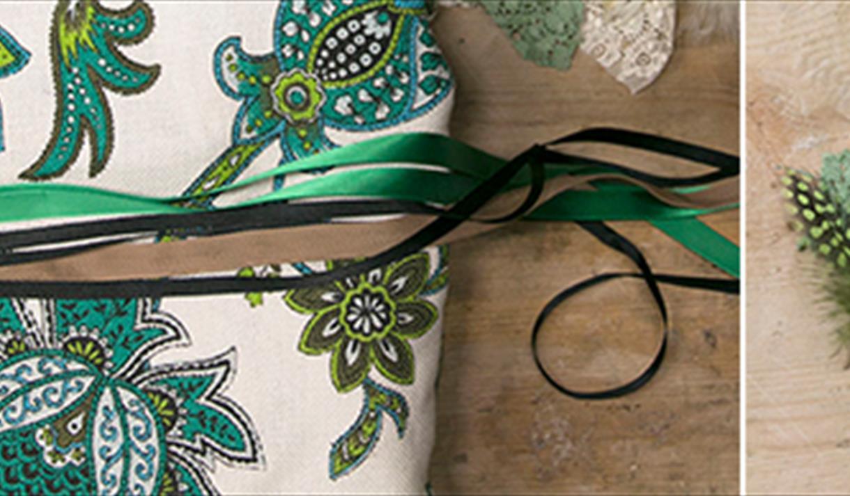 Crafternoon: Weave Hoop, £20