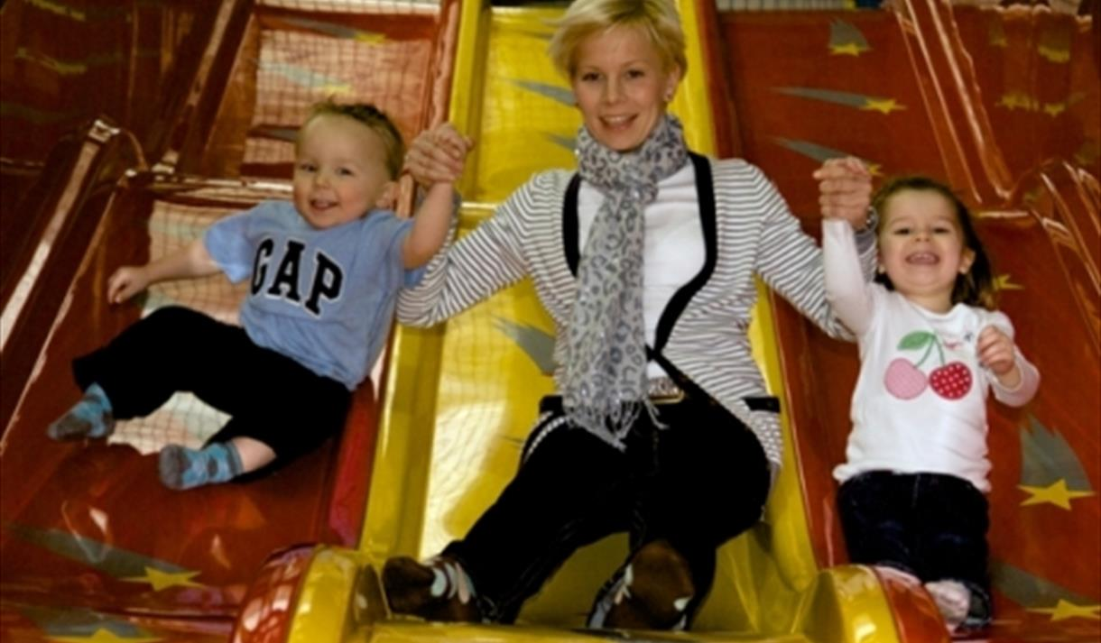 The Big Tops Children's Indoor Play and Party Centre