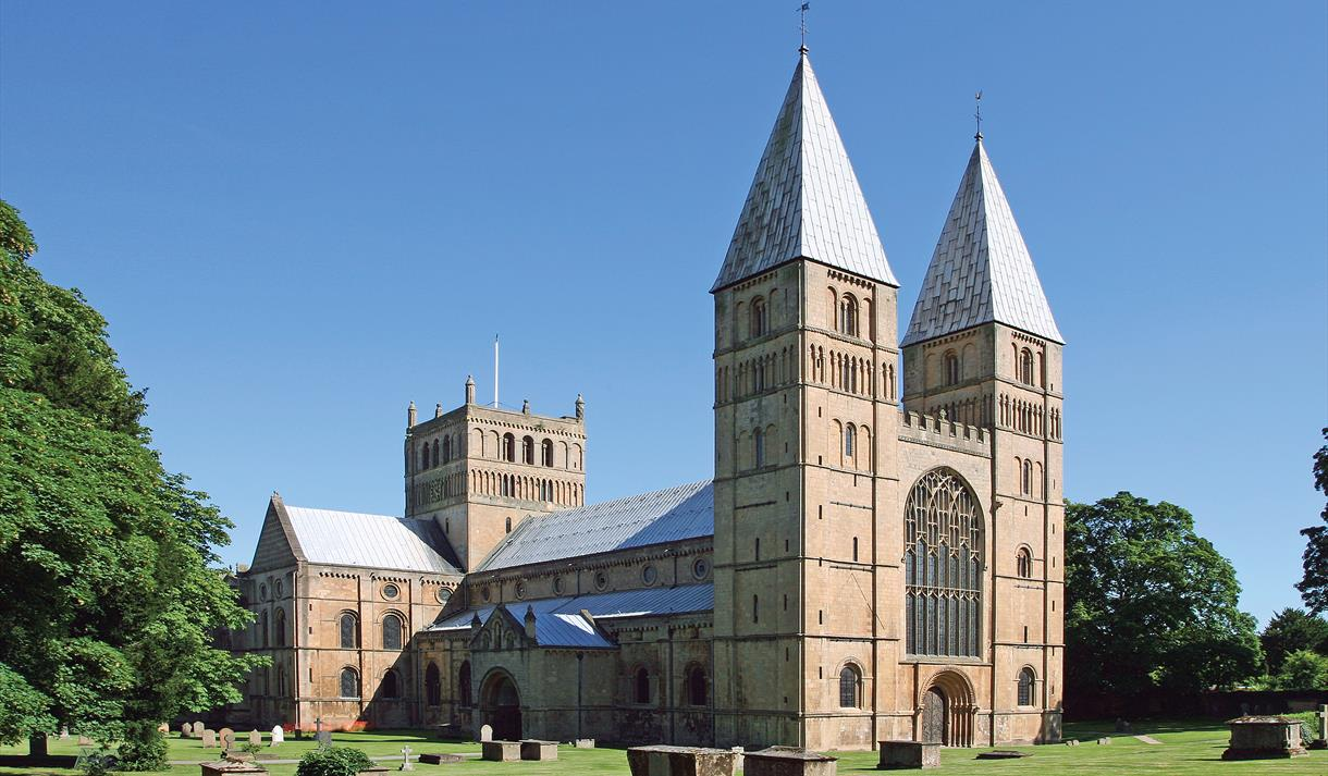 Southwell Minster and Archbishop's Palace