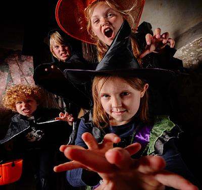 Spooky Bolsover Castle | Visit Nottinghamshire