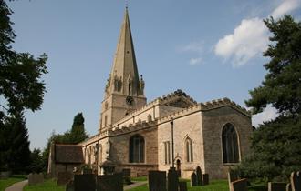 St Mary's Church Edwinstowe