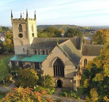 St Mary Magdalene Church Hucknall