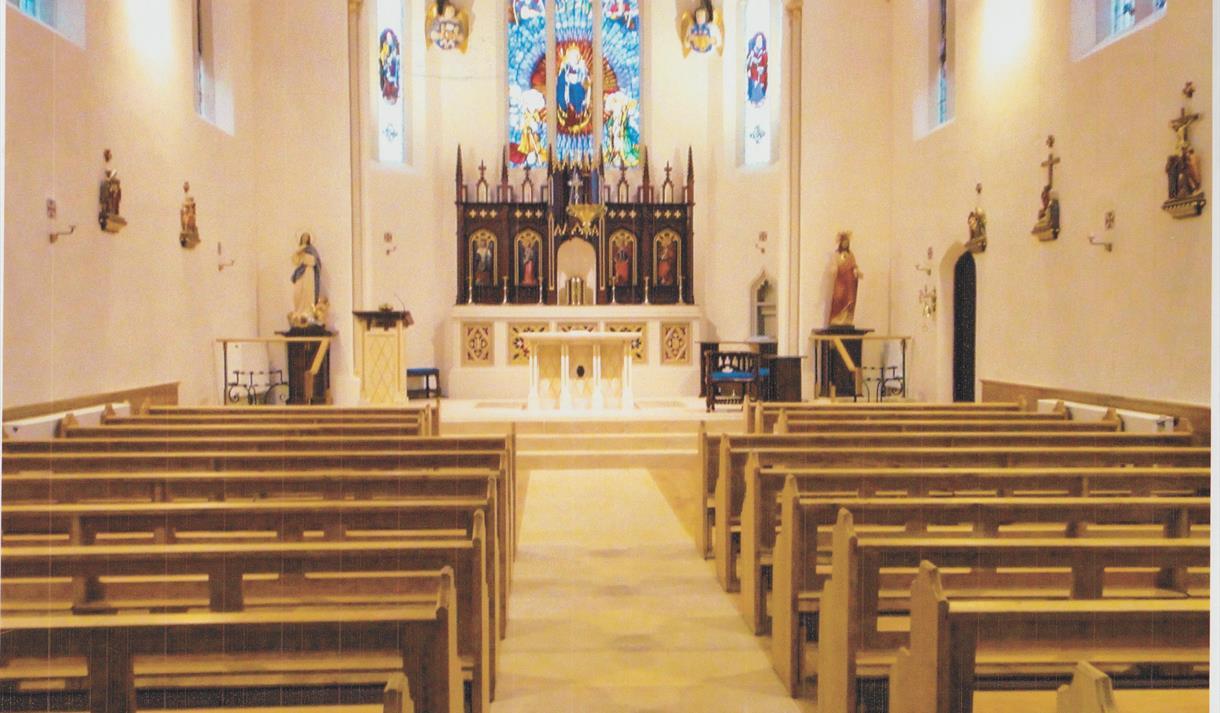 St Mary & St Joseph The Worker Church