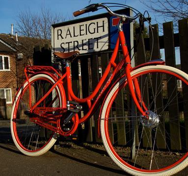 Raleigh Street
