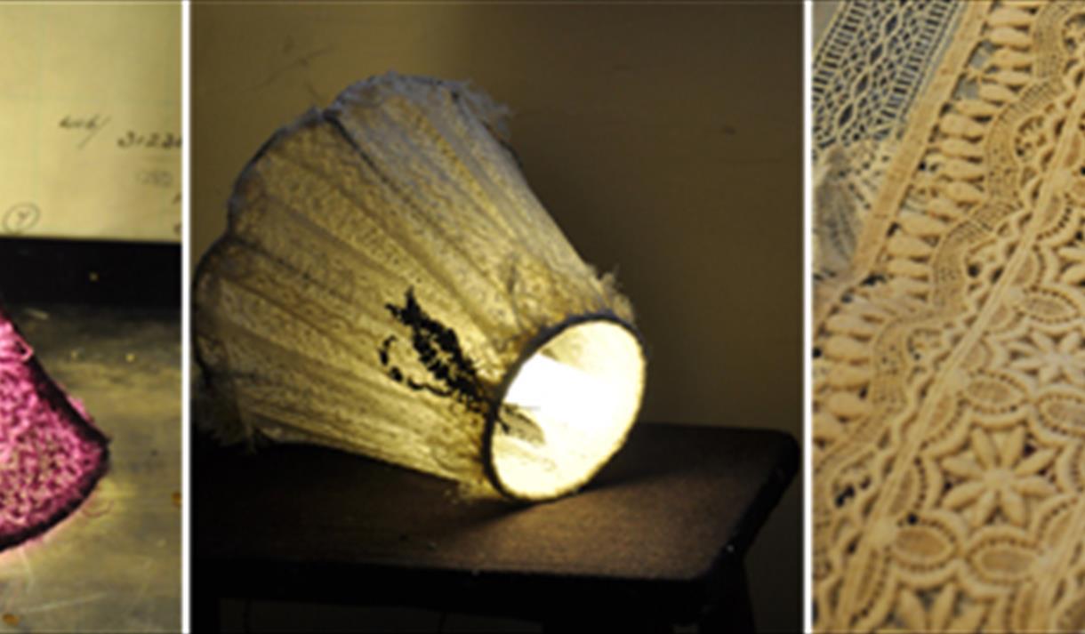 Textile Lampshade