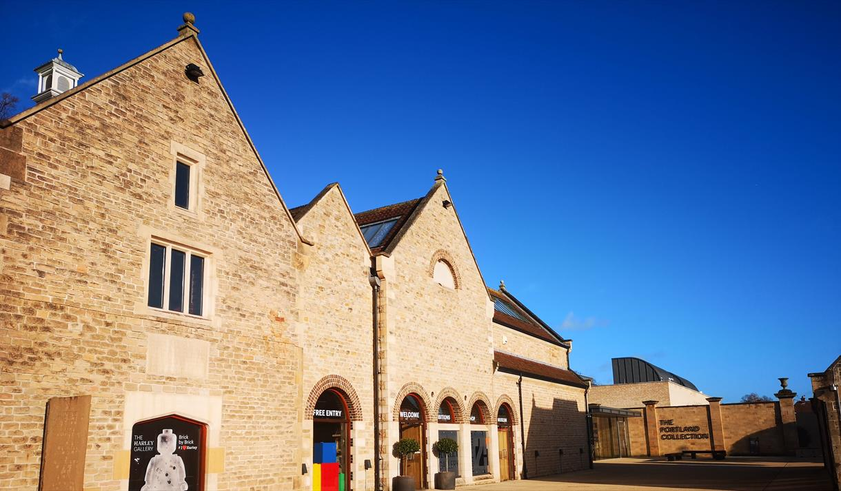 International Museum Day at The Harley Gallery and Creswell Crags