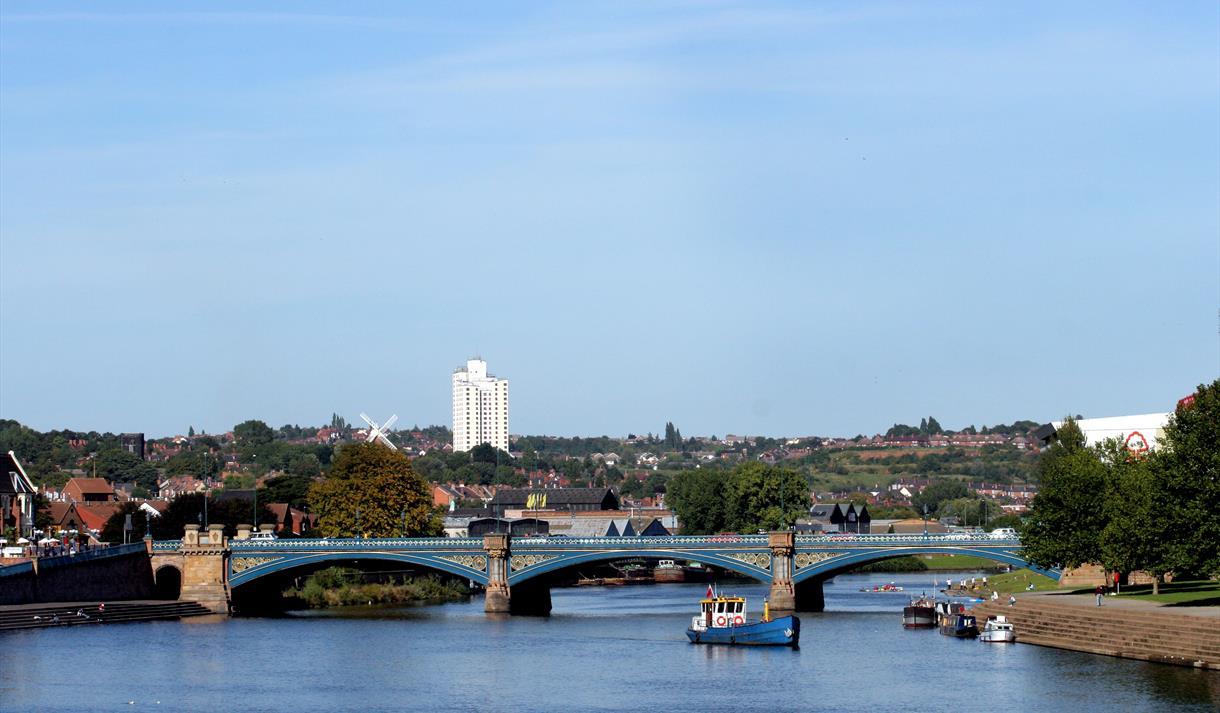Trent Bridge (the bridge)