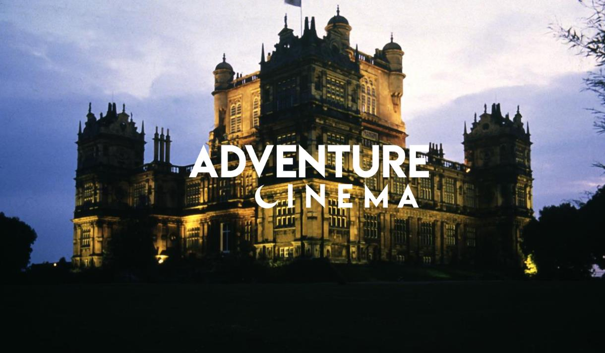 Outdoor Cinema 2021 at Wollaton Hall