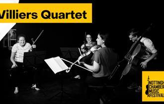Villiers Quartet: Beethoven and Alberga