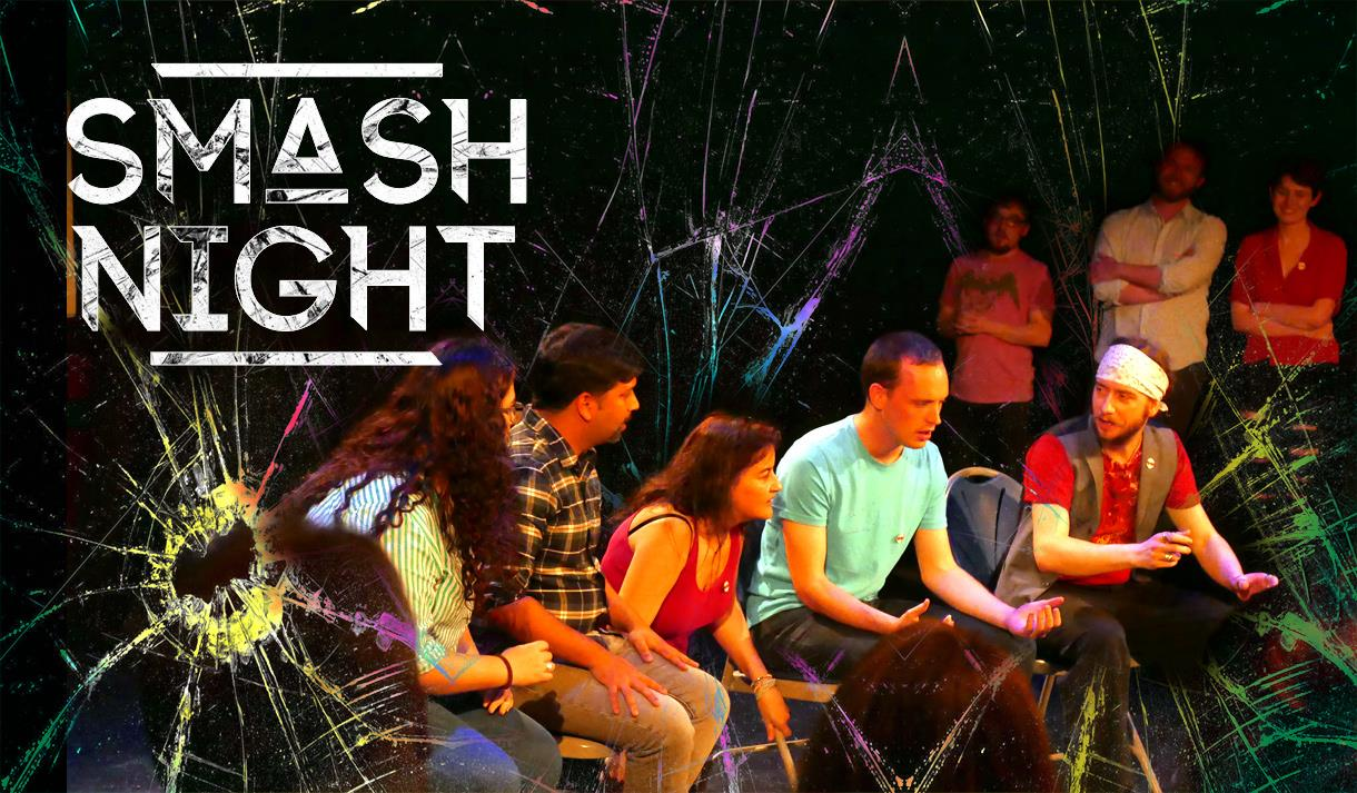 Smash Night – Improvised Comedy Theatre