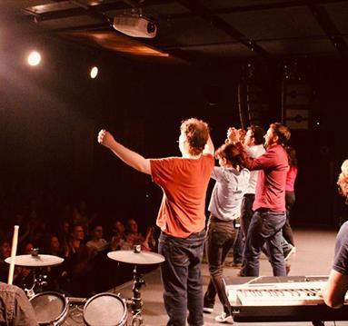 MissImp: Improv Comedy Nottingham