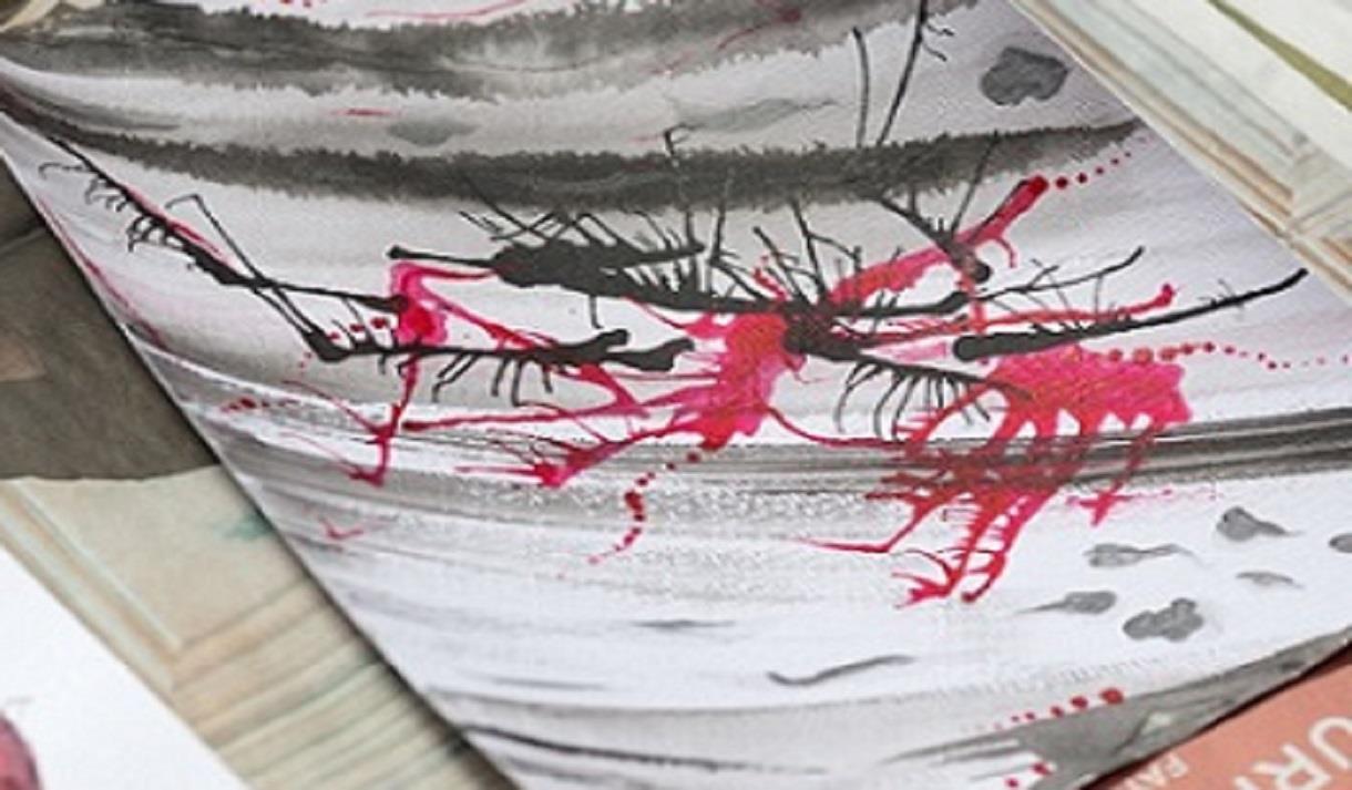 Watercolour Painting Now - Short Course at NTU, Nottingham Trent University